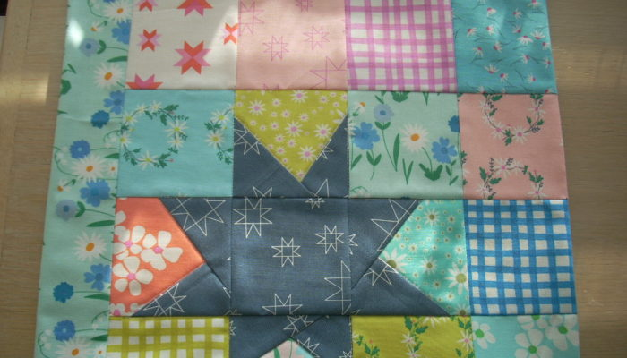 daisy chain pillow cover