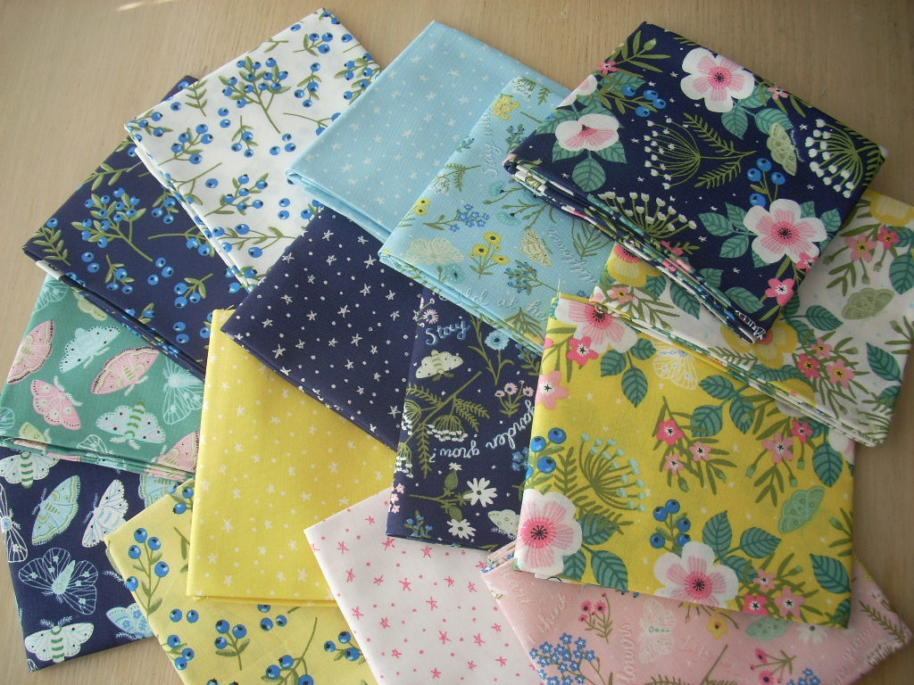 meadow whispers fabric