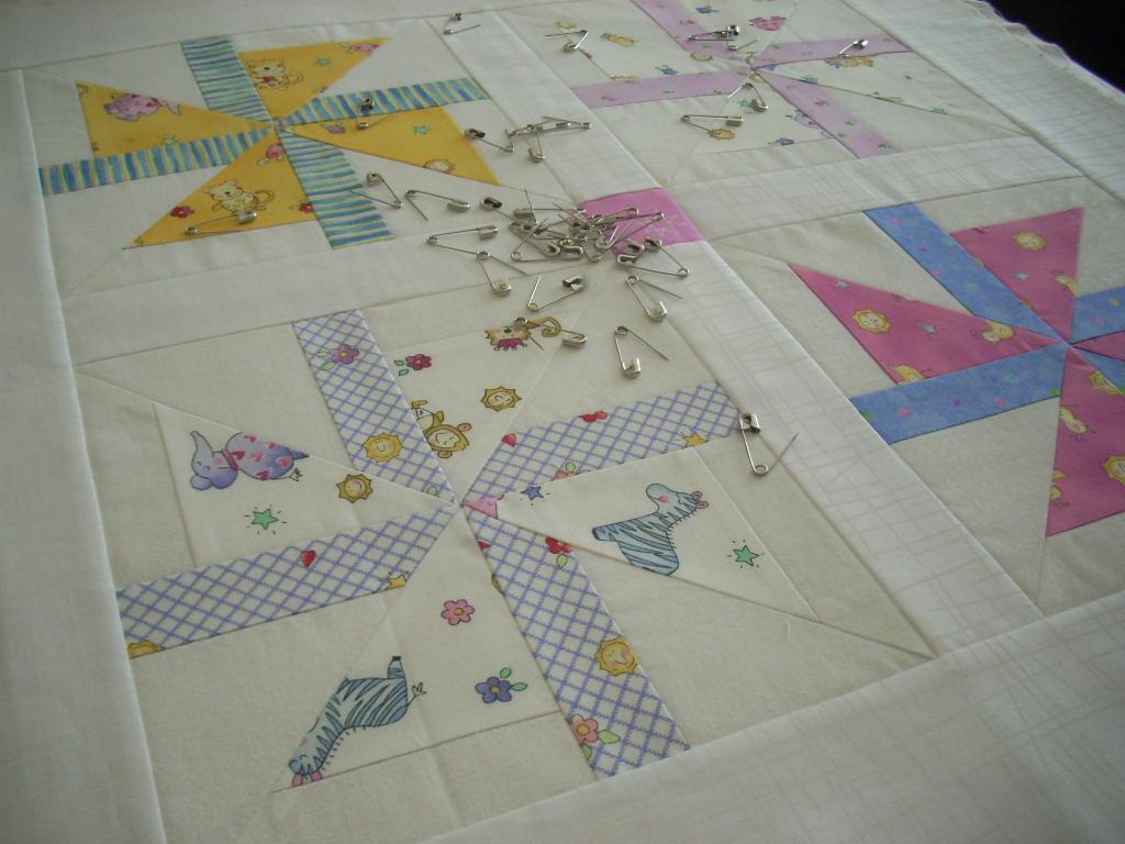 finished pinwheels