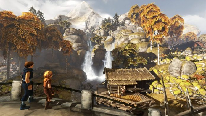 Brothers: A Tale of Two Sons 4