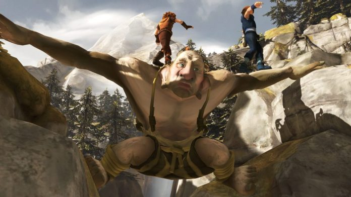 Brothers: A Tale of Two Sons 2