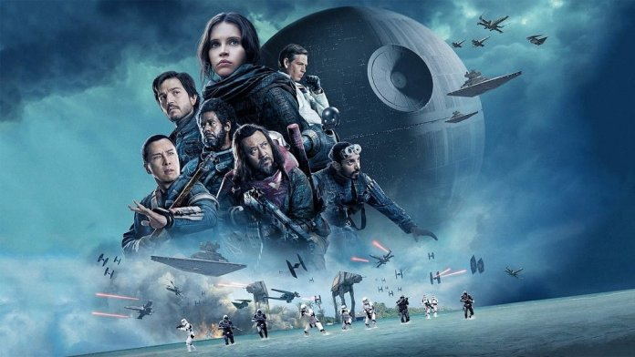 Rogue One streaming