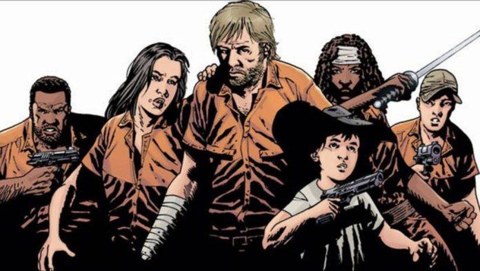 The Walking Dead fumetto
