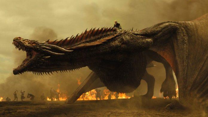 Il trono di spade draghi