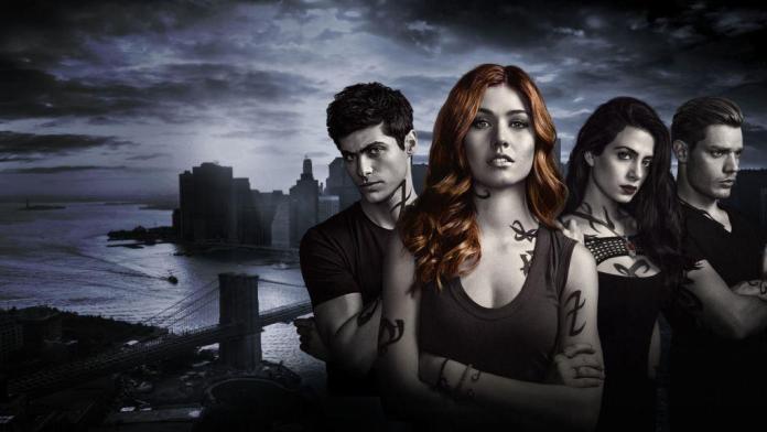 Shadowhunters serie TV cast