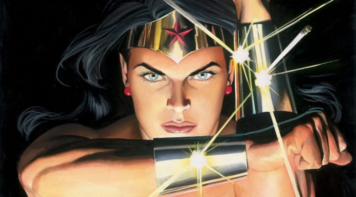 Wonder Woman e i bracciali d'argento