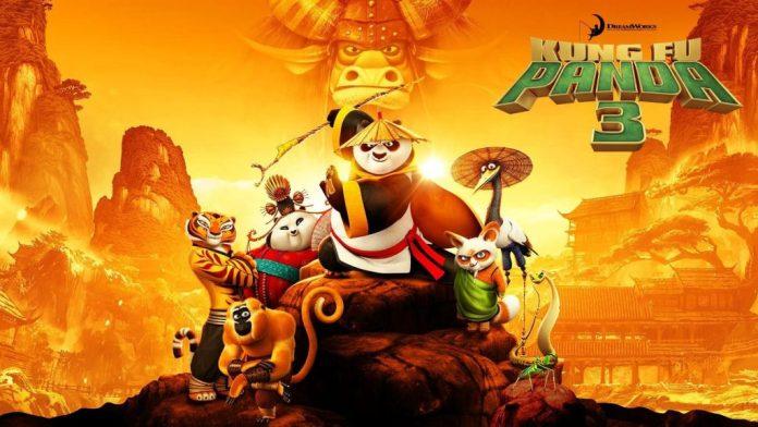 "Immagine dal film ""Kung Fu Panda 3"", Migliori film d'animazione 2016"