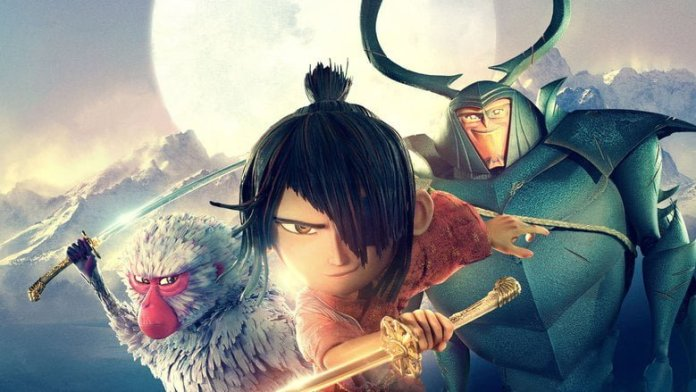 """Immagine dal film """"Kubo e la spada magica"""", Migliori film d'animazione 2016"""