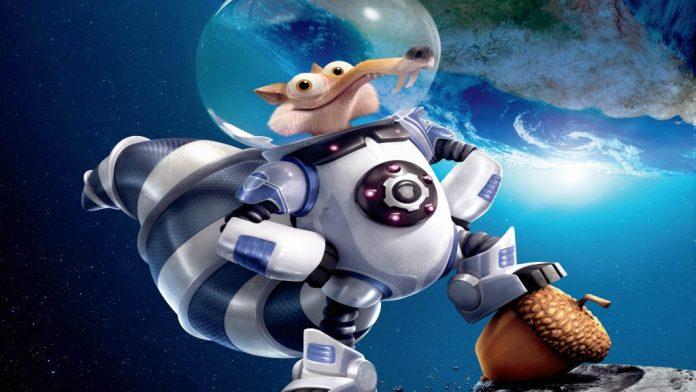 """Immagine dal film """"L'era glaciale: in rotta di collisione"""", Migliori film d'animazione 2016"""