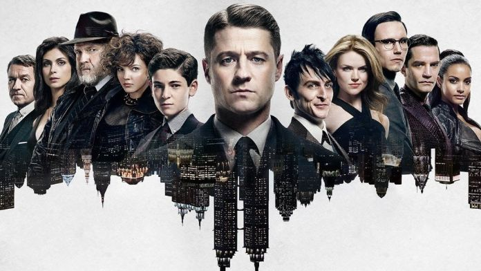 Serie TV sui supereroi DC Comics: Gotham