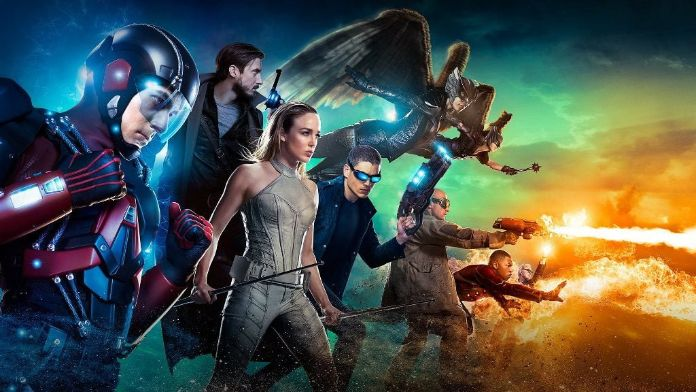 Serie TV Supereroei DC Comics: Legends of Tomorrow