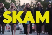 Skam Logo