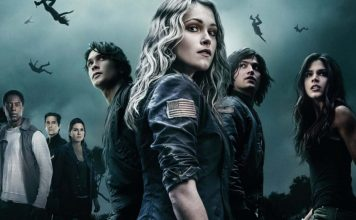 The 100 serie TV