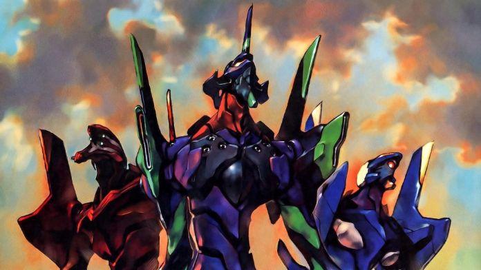 Neon Genesis Evangelion streaming