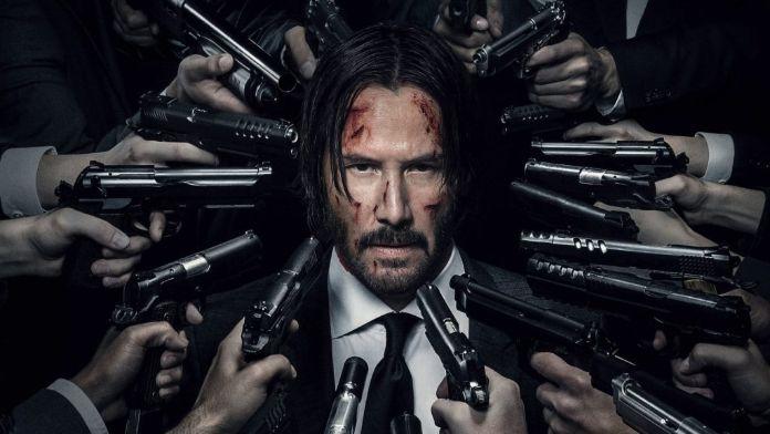 John Wick 2 Film Netflix