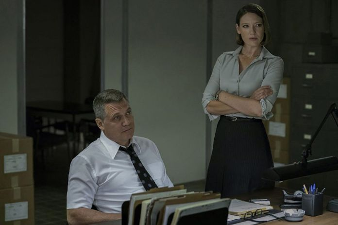 Mindhunter cast