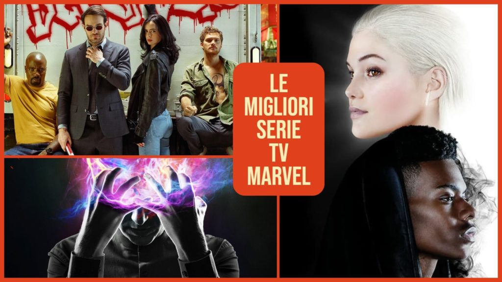 Serie TV Marvel