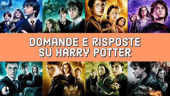 Domande e risposte su Harry Potter