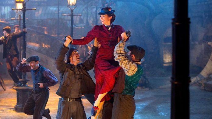 Il ritorno di Mary Poppins canzoni