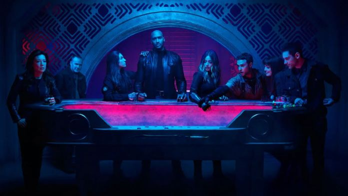 Agents of shield episodi e stagioni