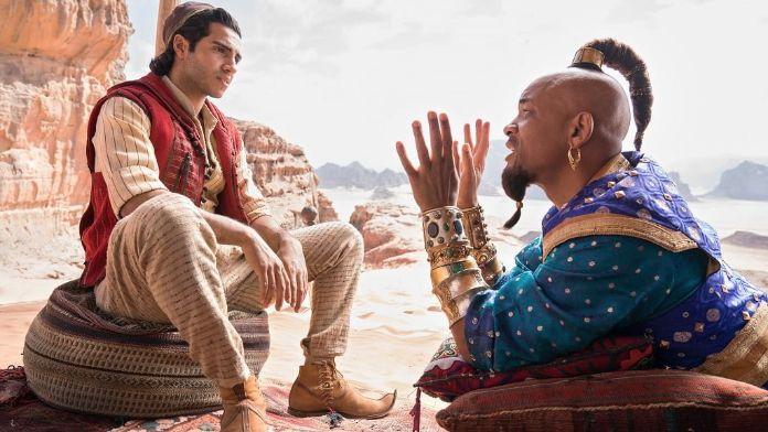 Aladdin film 2019 canzoni
