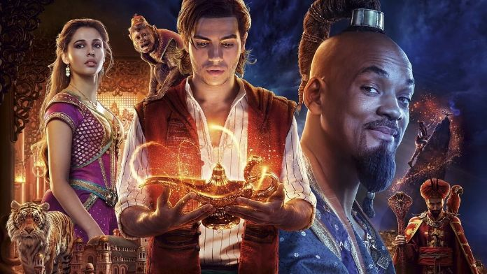 Aladdin film 2019 cast