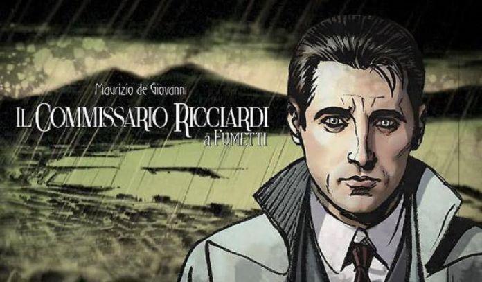 Il Commissario Ricciardi fumetti