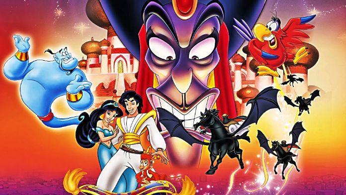 Il ritorno di Jafar Aladdin 2