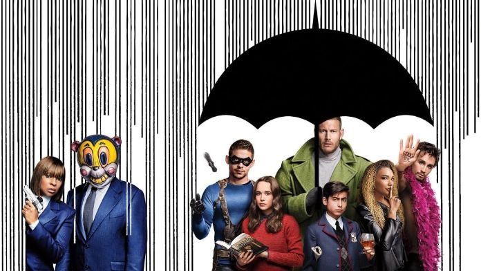 The Umbrella Academy streaming