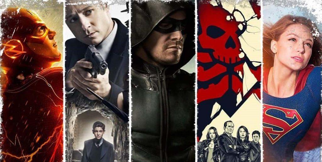 Superheroes serie TV