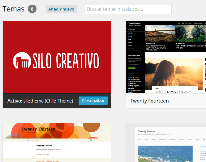 How to modify or add CSS to your WordPress Theme • Silo Creativo