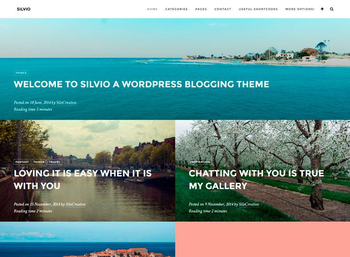 silvio-wordpress-theme-blogger-travel