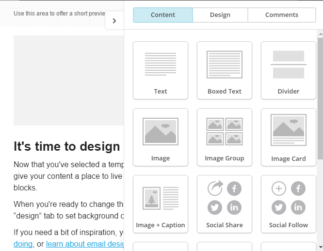 design-mailchimp