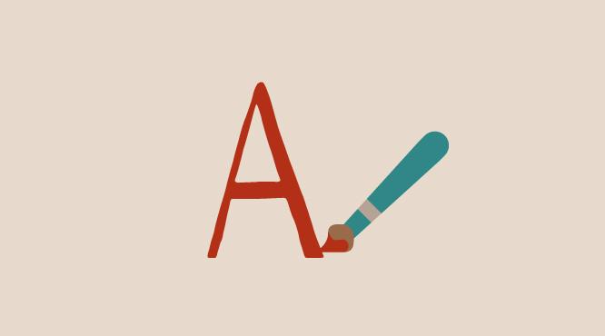 Creative Font Original Google