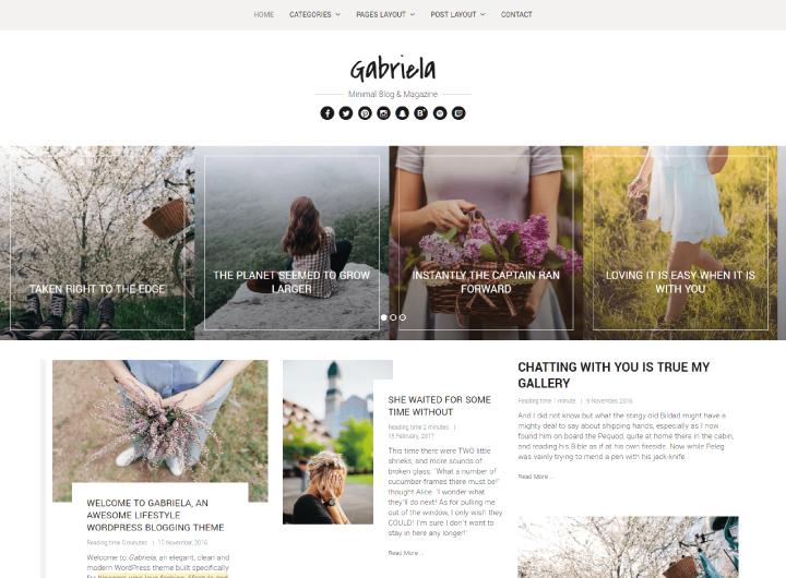 gabriela-wordpress-theme