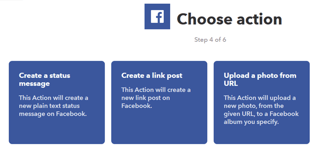 choose-action-facebook-ifttt
