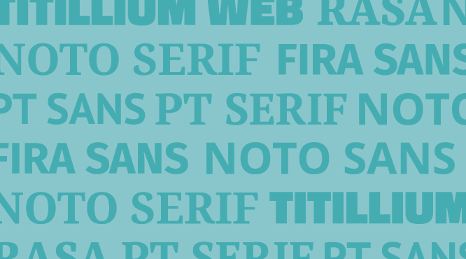 Google Serif Font Combinations ready to copy and use • Silo