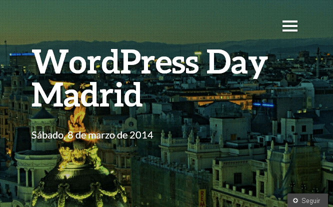 WordPress day Madrid