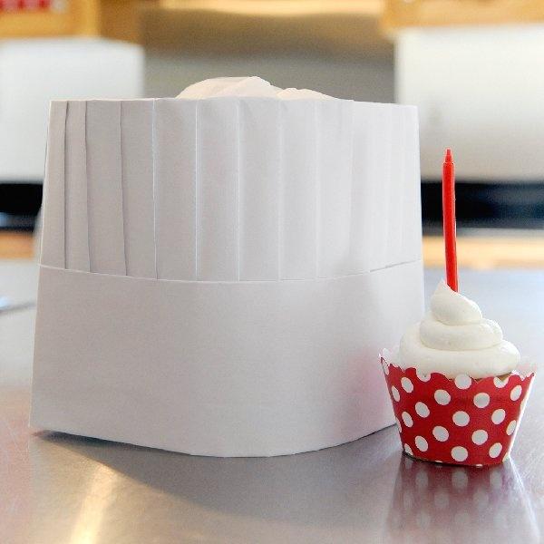 sombrero-chef-blanco