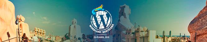 Ponencias WordCamp Barcelona 2015