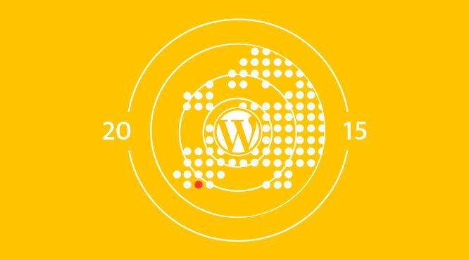WordCamp Europa 2015 Sevilla