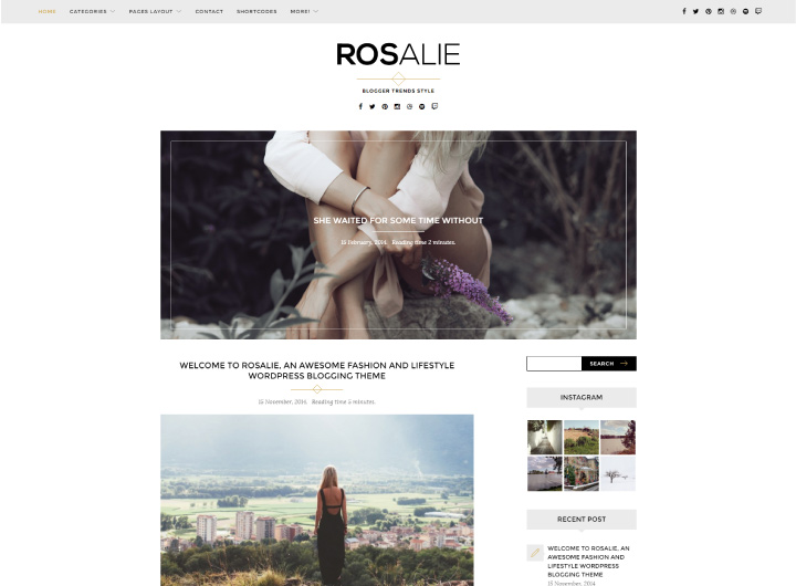 rosalie-wordpress-theme-retina