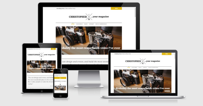 chirstopher-plantilla-wordpress