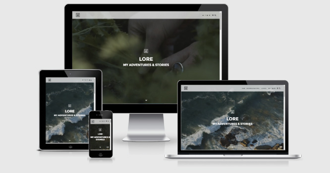 lore-wordpress-theme