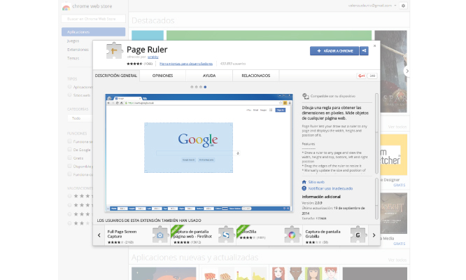 page-ruler-extension-chrome