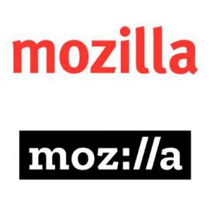 Uso del espacio vacío en logotipos