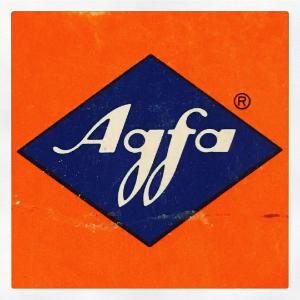 Fuente retro de Agfa