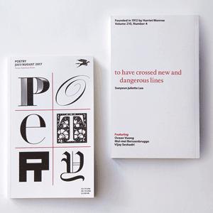 Nueva edición de Poetry Magazine