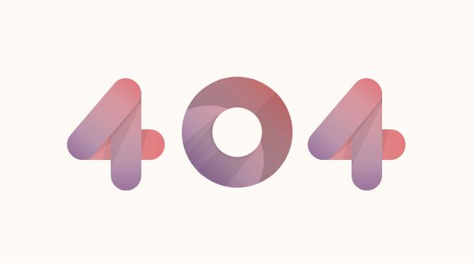 Ejemplos creativos de páginas de error 404