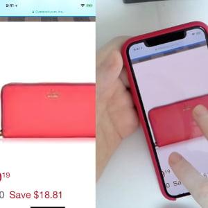 zoom a imagen en tienda online desde smartphone